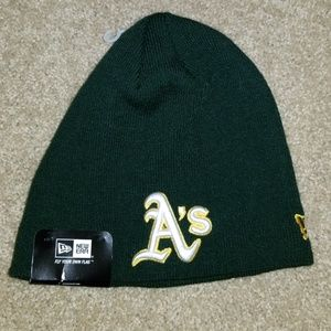 Oakland Athletic Knit Beanie